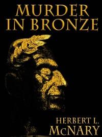 Cover Murder in Bronze