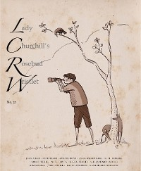 Cover Lady Churchill's Rosebud Wristlet No. 27
