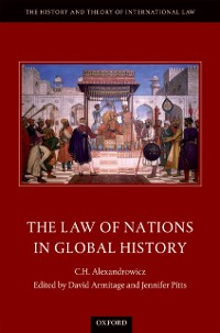 Cover Law of Nations in Global History