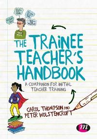 Cover The Trainee Teacher's Handbook