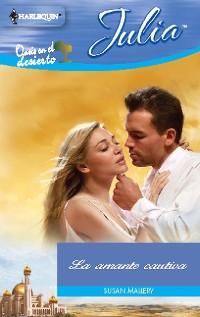 Cover La amante cautiva