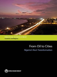 Cover From Oil to Cities