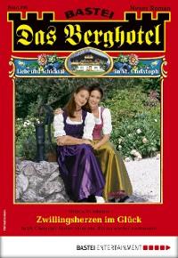 Cover Das Berghotel 196 - Heimatroman