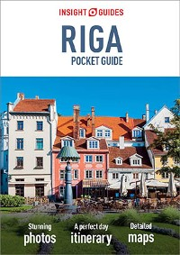 Cover Insight Guides Pocket Riga (Travel Guide eBook)