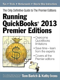 Cover Running QuickBooks® 2013 Premier Editions