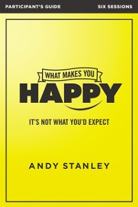 Cover What Makes You Happy Participant's Guide