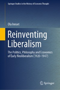 Cover Reinventing Liberalism