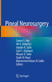 Cover Pineal Neurosurgery