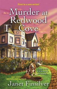 Cover Murder at Redwood Cove