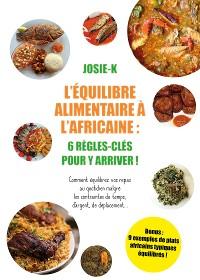 Cover Équilibre alimentaire à l'Africaine