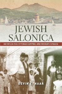 Cover Jewish Salonica