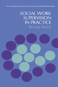 Cover Social Work Supervision in Practice