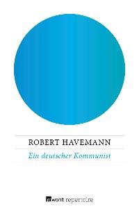 Cover Ein deutscher Kommunist