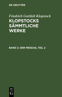 Cover Der Messias, Teil 2