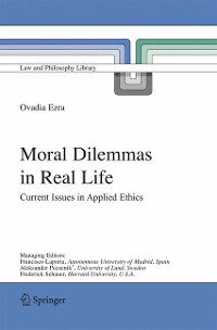 Cover Moral Dilemmas in Real Life