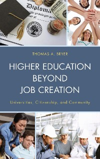 Cover Higher Education beyond Job Creation