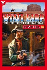 Cover Wyatt Earp Staffel 10 – Western