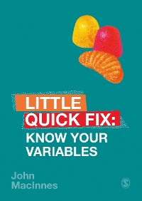 Cover Know Your Variables