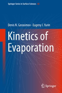 Cover Kinetics of Evaporation