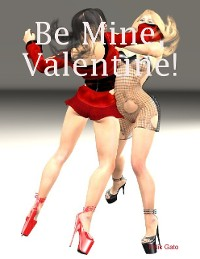 Cover Be Mine, Valentine!