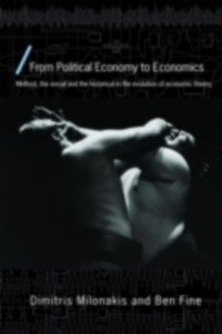Cover From Political Economy to Economics