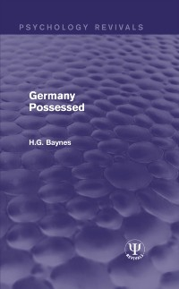 Cover Germany Possessed