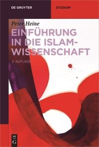 Cover Einfuhrung in die Islamwissenschaft