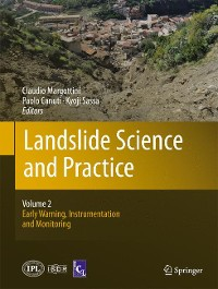 Cover Landslide Science and Practice