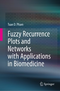 Cover Fuzzy Recurrence Plots and Networks with Applications in Biomedicine
