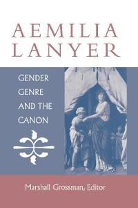 Cover Aemilia Lanyer
