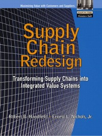 Cover Supply Chain Redesign