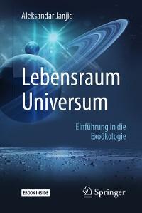 Cover Lebensraum Universum