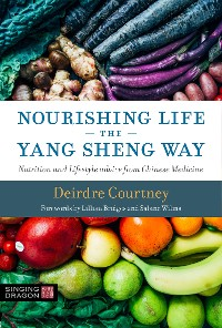 Cover Nourishing Life the Yang Sheng Way