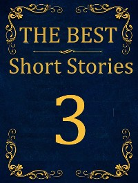 Cover The Best Short Stories - 3 RECONSTRUCTED PRINT