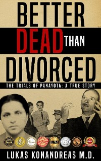Cover Better Dead Than Divorced