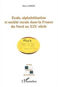 Cover ecole alphabetisation et societe rurale