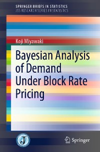 Cover Bayesian Analysis of Demand Under Block Rate Pricing