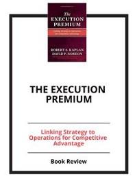 Cover The Execution Premium