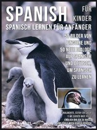 Cover Spanisch Für Kinder - Spanisch Lernen Für Anfänger