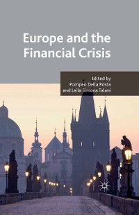 Cover Europe and the Financial Crisis
