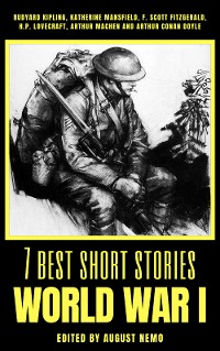 Cover 7 best short stories - World War I