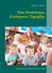 Cover Kita, Kinderkrippe, Kindergarten, Tagespflege
