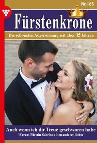 Cover Fürstenkrone 183 – Adelsroman