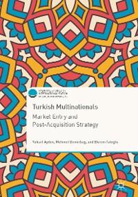 Cover Turkish Multinationals