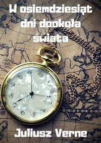 Cover W osiemdziesiąt dni dookoła świata