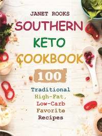 Cover Southern Keto Cookbook