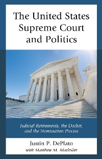 Cover The United States Supreme Court and Politics