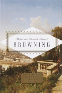 Cover Browning: Poems