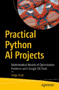 Cover Practical Python AI Projects