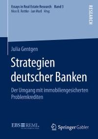 Cover Strategien deutscher Banken